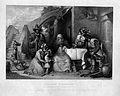 Italian Goatherds engraving by William Miller after Robert Scott Lauder.jpg