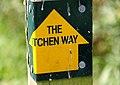 Itchen Way Waymark, Cheriton - geograph.org.uk - 989037.jpg