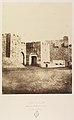 Jérusalem. Porte de Hebron et de Jaffa. (Bab-el-Khalil) MET DP345511.jpg