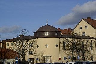 Swedish Alliance Mission protestant denomination in Sweden