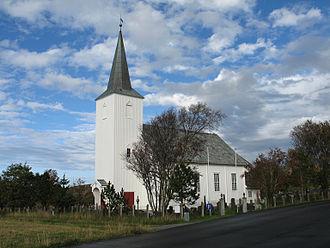 Jøssund Church - Image: Jøssund kirke