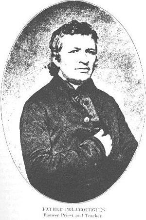 J. A. M. Pelamourgues - Rev. J.A.M. Pelamourgues