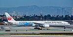 """JA733J Japan Airlines Boeing 777-346(ER) s-n 32432 """"JET KEI"""" (37613734080).jpg"""