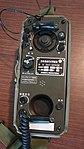 JASDF OHT-2003M field telephone at Aibano Sub Base Novenber 28, 2015 03.jpg