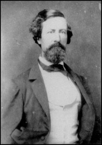 John C. Pemberton - John Clifford Pemberton