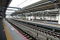 JR-Shigino Station platform 20190328.jpg