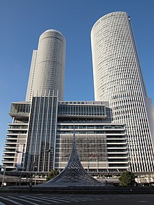 JR Central Towers03.JPG