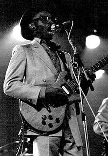 J. B. Hutto American blues musician