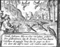Jacht op dodo's door Willem van West-Zanen uit 1602.png