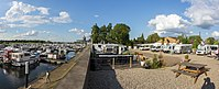 Jachthaven, Camperplaats Helenawerf Watersport, Roermond-.jpg