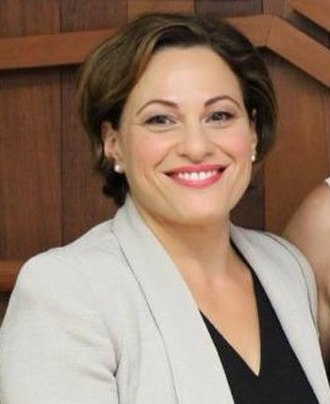 Treasurer of Queensland - Image: Jackie Trad 2