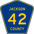 Jackson County Route 42 AL.svg