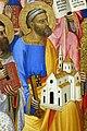 Jacopo di cione e bottega, altare di san pier maggiore, 1370-71, 02 pietro.jpg