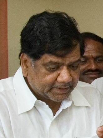 Jagadish Shettar - Jagadish Shettar in 2006'