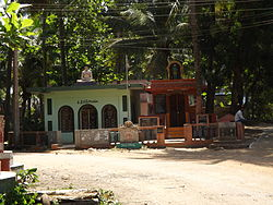 Jain Temple of A.P.Village Penumanchili of Westgodavari Dt.JPG