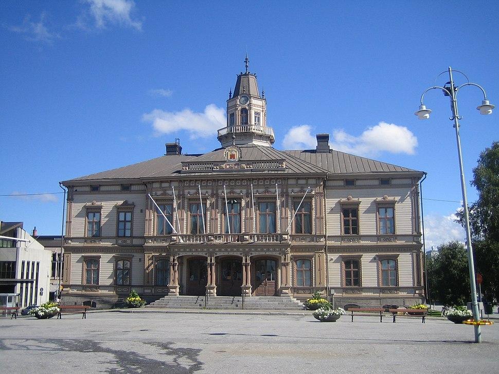 Jakobstad City Hall