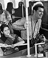 James Garner and daughter Kim 1958.JPG