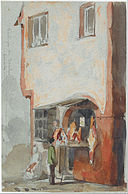 James McNeill Whistler - Boutique de Boucher- The Butcher's Shop - Google Art Project.jpg