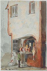 Boutique de Boucher- The Butcher's Shop