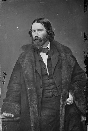 James Russell Lowell, Library of Congress imag...