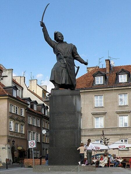 http://upload.wikimedia.org/wikipedia/commons/thumb/8/81/Jan_Kilinski_Monument_in_Warsaw_%281%29.jpg/450px-Jan_Kilinski_Monument_in_Warsaw_%281%29.jpg
