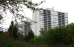 Jane-Exbury Towers in Downsview