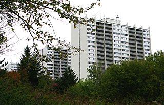 Downsview Neighbourhood in Toronto, Ontario, Canada