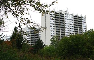 Downsview - Jane-Exbury Towers in Downsview