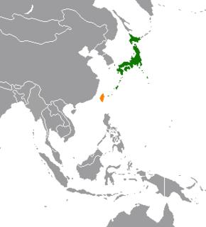 Japan–Taiwan relations