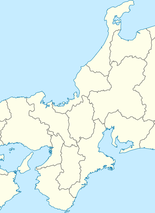 Osaka is located in Kansai region
