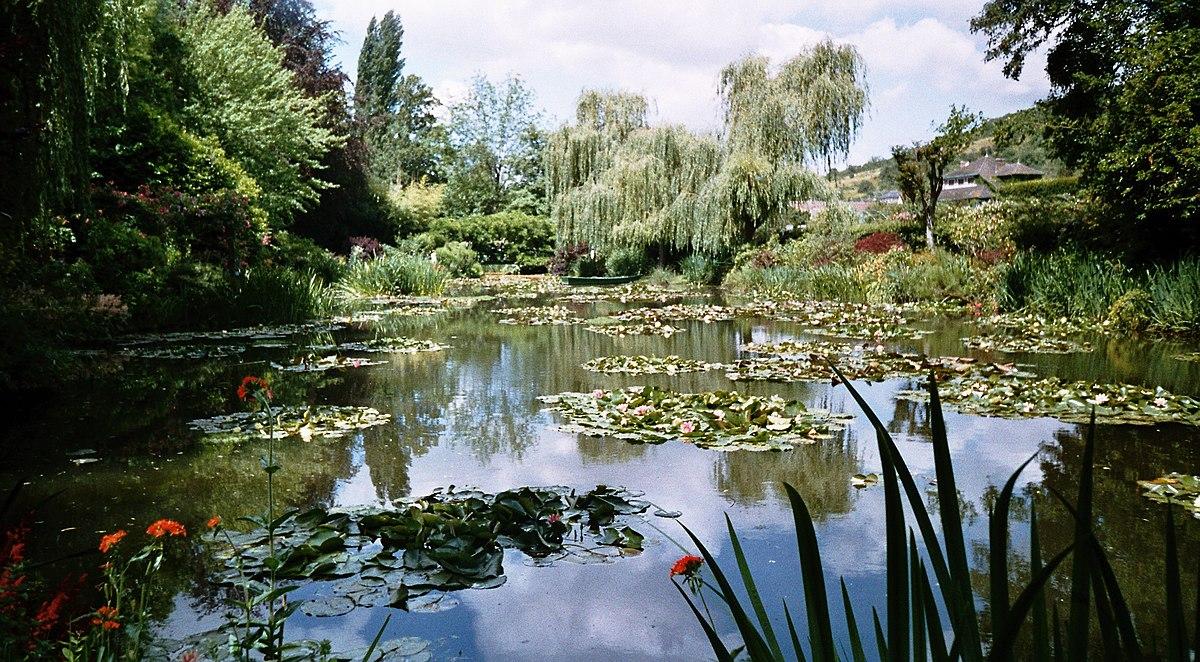 Jardin de Claude Monet- Giverny-Bassin aux nymphéas.jpg
