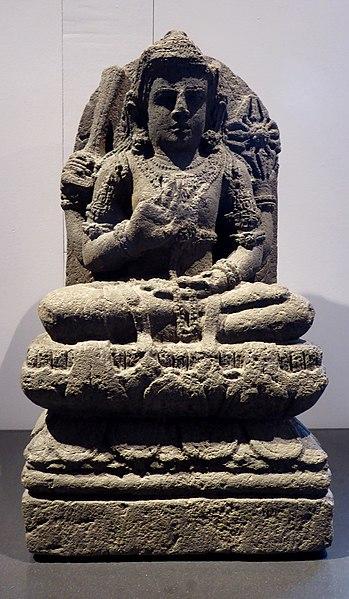 File:Javanese Seated Bodhisattva.JPG
