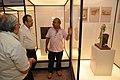 Jayanta Sengupta Visits With Shrikant Pathak And Manash Bagchi - Objects In CRTL Archive Exhibition - NCSM - Kolkata 2018-05-18 0705.JPG