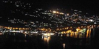 Papua (province) - Jayapura at night