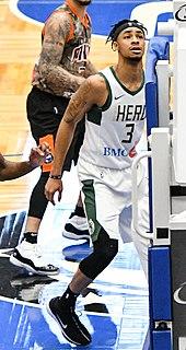Jaylen Morris American basketball player
