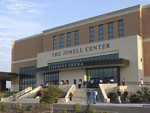 Angelo State Rams - Junnel Center