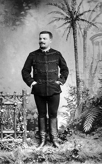 Lakmé - Jean-Alexandre Talazac as Gérald