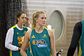 Jenna O'Hea and Hanna Zavecz at the Opals camp.jpg