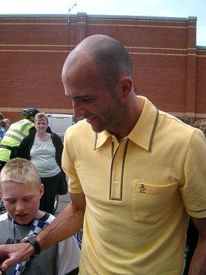 Jim Thomson (footballer, born 1971) - Image: Jim Thomson