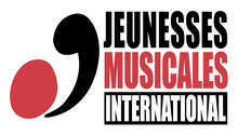 Logo Jeunesses Musicales International