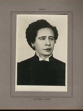 Joanídia Sodré - Joanídia Núñez Sodré