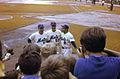 Joe Pignatano, Eddie Yost, Yogi Berra 1969.jpeg