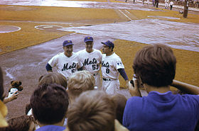 Image illustrative de l'article Saison 1969 des Mets de New York
