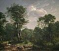 Johan Christian Dahl - Forest Scene near Engelholm - NG.M.00383 - National Museum of Art, Architecture and Design.jpg