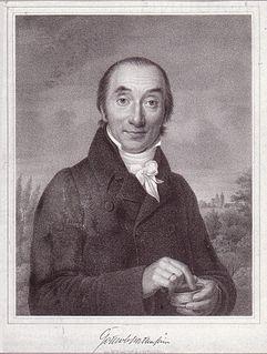 Johann Gottlob Nathusius German industrialist