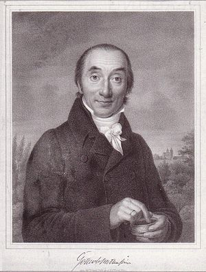 Johann Gottlob Nathusius