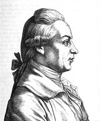 Johann Wilhelm von Archenholz - Johann Wilhelm von Archenholz