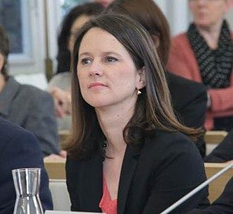 Johanna Rolland - Johanna Rolland in 2014