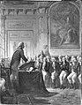 Johannes Hinderikus Egenberger - Anno 1796. De opening der Nationale Vergadering door Pieter Paulus - SA 823 - Amsterdam Museum.jpg