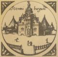 Johannes Janssonius - Uzraniburgum - 1629.png